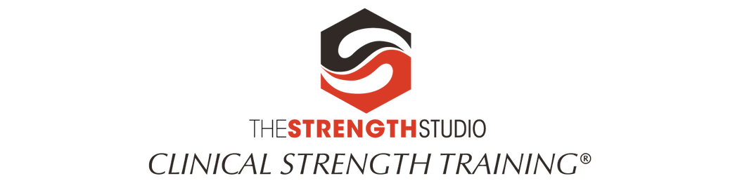 THE STRENGTH STUDIO
